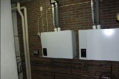 Voorbeeldfoto Centrale Verwarming