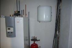 Voorbeeldfoto Warmtepompen