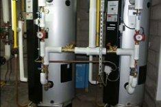 Voorbeeldfoto Warmwaterboilers